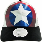 Captain America Logo Hat