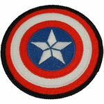Captain America Movie Shield Patch