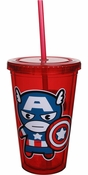 Captain America Sentinel of Liberty Travel Cup