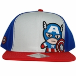 Captain America Toy Tricolor Hat