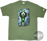 Captain Marvel Leap T-Shirt