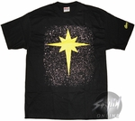 Captain Marvel Symbol T-Shirt