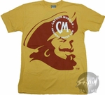 Captain Morgan Large Face T-Shirt