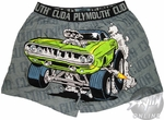 Car Plymouth Cuda Boxers