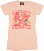 Care Bears Behind Baby Tee