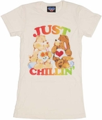 Care Bears Chillin Baby Tee
