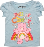 Care Bears Full of Cheer Puff Sleeve Toddler T Shirt