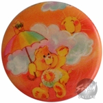 Care Bears Funshine Button