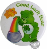 Care Bears Good Luck Bear Button