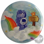 Care Bears Grumpy Button