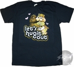 Care Bears Hug T-Shirt Sheer