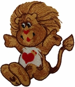 Care Bears Lion Patch