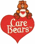 Care Bears Logo Patch