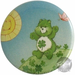 Care Bears Lucky Grass Button