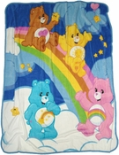 Care Bears Slide Blanket