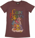 Care Bears Stack Baby Tee