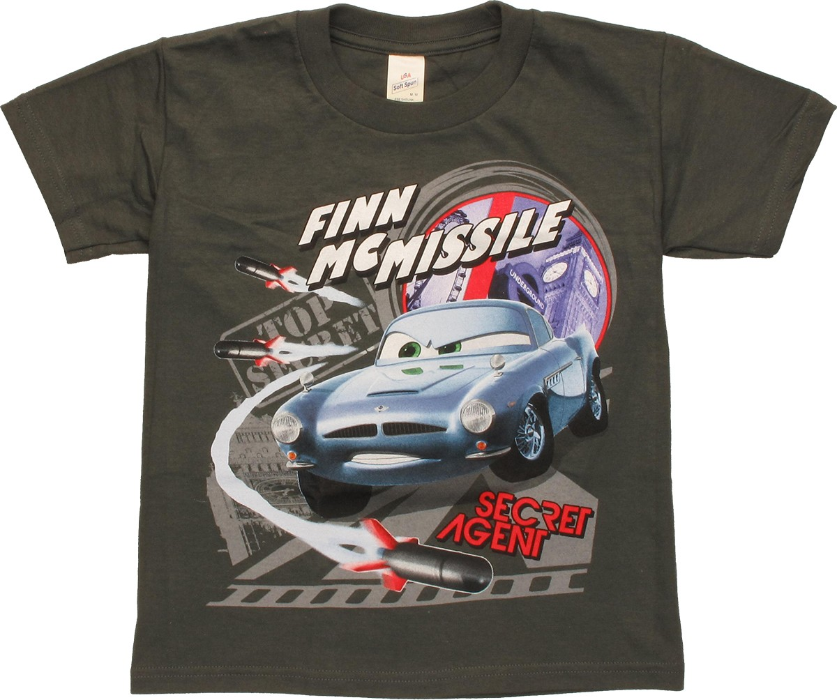 Cars  Finn Mcmissile Games Online Free
