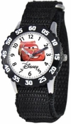 Cars Kids Time Teacher Black Watch