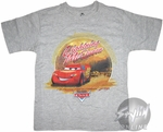 Cars Lightning McQueen Youth T-Shirt