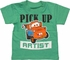 Cars Mater Pick Up Artist Toddler T-Shirt