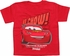 Cars Mc Queen Ka Chow Toddler T-Shirt