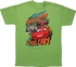 Cars McQueen Catch Me if You Can Youth T-Shirt