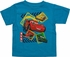 Cars McQueen Squares Toddler T Shirt