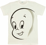 Casper Face T-Shirt Sheer