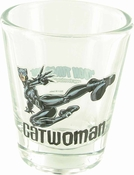 Catwoman Mini Toon Tumbler Shot Glass