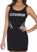 Catwoman Name Tank Top Dress