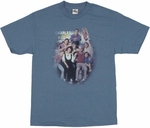 Charles in Charge Group T Shirt