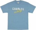 Charles in Charge Logo T Shirt