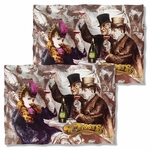 Cheers Old Fashioned FB Pillow Case