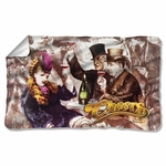 Cheers Old Fashioned Fleece Blanket
