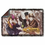 Cheers Old Fashioned Throw Blanket