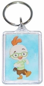 Chicken Little Keychain