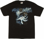Children of Bodom Reaper T Shirt