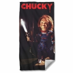 Childs Play 3 Knife Towel