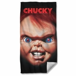 Childs Play 3 Poster Towel