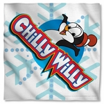 Chilly Willy Logo Bandana