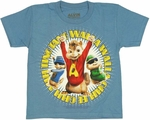 Chipmunks Ting Tang Juvenile T-Shirt