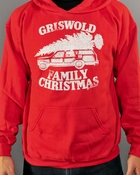 Christmas Vacation Griswold Hoodie