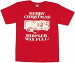 Christmas Vacation RV T Shirt