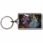 Cinderella Godmother Keychain