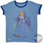 Cinderella Posing Youth T-Shirt
