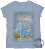 Cinderella Sparkle Youth T-Shirt