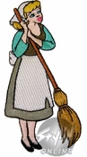 Cinderella Sweeping Patch