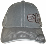 CKY Gray Left Hat