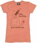 Coca-Cola Anytime Baby Tee