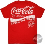 Coca-Cola Classic Wave T-Shirt